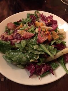 Carthay Circle Escarole Salad