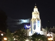 Carthay Circle at Night