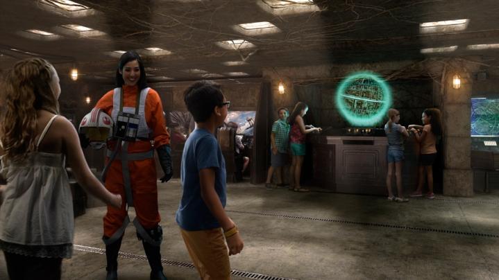 Star Wars: Command Post Photo Credit: Disney