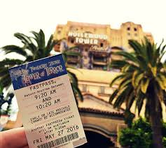 Old paper FastPass