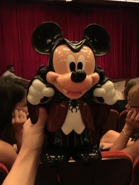 Halloween Mickey Popcorn bucket